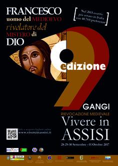 Italia Medievale: Vivere in Assisi, IX edizione