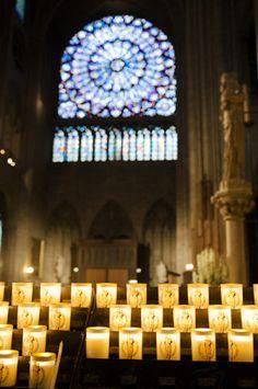 850 Jahre Notre Dame de Paris   BLEU, BLANC, ROUGE