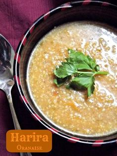 Ramadan mubarak an algerian iftar recipes for bourek algerian algerian soup from region of oran eaten during ramadan omit the lamb still sounds fantastic forumfinder Images