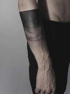 Experimental tattoo