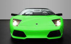 Image for Lamborghini Murcielago Front View