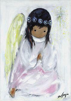 """A Little Prayer"" by DeGrazia Gallery in the Sun, via Flickr"
