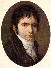 Beethoven around 1803.