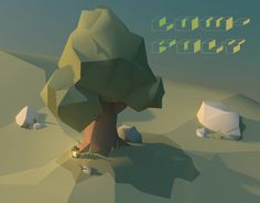 low_poly_tree_by_gforgannon-d5jdlfo.jpg (900×705)