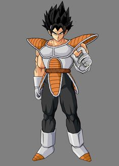 Saiyan Vestro by on DeviantArt Dbz Characters, Dungeons And Dragons Characters, Dragon Ball Z, Martial Arts Anime, Akira, Mighty Power Rangers, 3d Model Character, Character Ideas, Ball Drawing