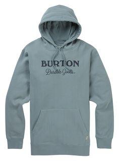 Men's Burton Durable Goods Pullover Hoodie