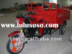 three wheel cargo bike