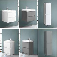 Bathroom Vanity Unit Basin Sink Wall Hung Floor Standing Toilet Cabinet Storage · $188.95 Toilet Vanity Unit, Freestanding Vanity Unit, Bathroom Vanity Units, Basin Sink, Reborn Dolls, Storage Cabinets, Cupboard, Furniture Sets, Knitting Patterns
