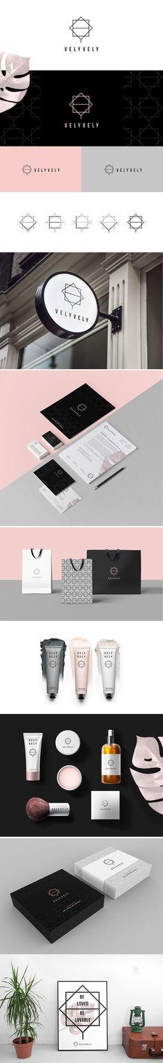 Cosmetic Branding Design on Behance