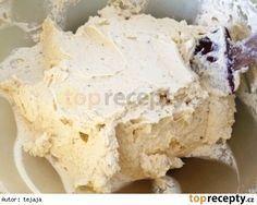 Oprava sraženého krému Baking Tips, A Table, Tiramisu, Nutella, Muffins, Fondant, Food And Drink, Dairy, Cooking Recipes