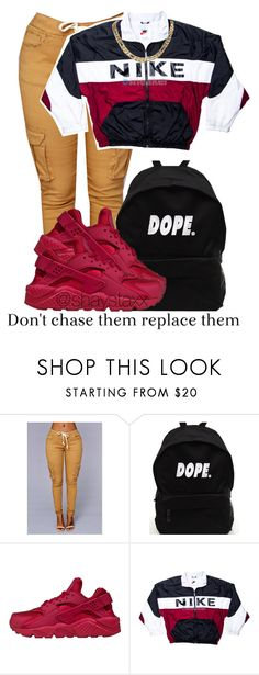 aug 16th,2016 by heroinmother on Polyvore featuring NIKE