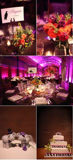 Super cute zoo wedding! <3 Inspiration.