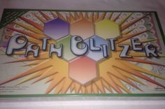 Path Blitzer Board Game #PathBlitzer