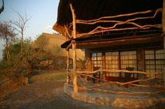 Kafunta River Lodge suite