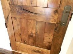 Character Walnut Exterior Door [Balsam Wide Plank]