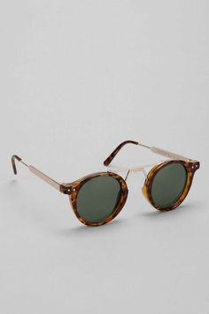 Spitfire PR 52 Round Sunglasses