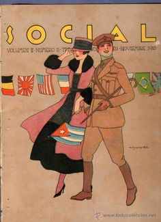 SOCIAL JOURNAL.  CUBA.  1918. No. 11.