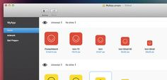 Prepo 2 : Preview, resize and export icon and @2x artwork for app development
