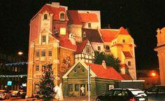 Street art in Poznan, Poland