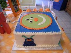 Monster-birthday cake!!!