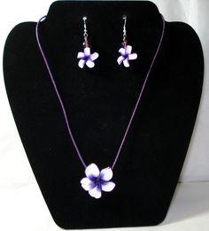 http://www.listia.com/auction/6757786-purple-white-fimo-flower-necklace-set