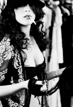 Not a Lohan fan, but this photo by Ellen Von Unwerth is purdy amazing. just sayin...