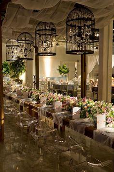 Decoração Jardim Encantado | Vestida de Noiva | Blog de Casamento por Fernanda Floret