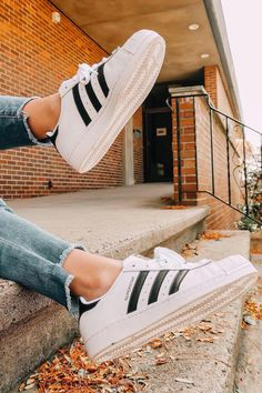 adidas Superstar - classic Originals sneakers designed with leather that gets better with every step.