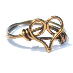 Soul sister ring. @kurrinheid