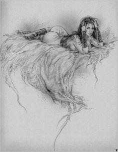 Artist - Luis Royo