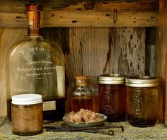 Homemade herbal gifts - list with recipes!