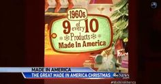 How Many Jobs Could We Create If We All Bought Just One Gift Made in America This Holiday Season?