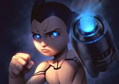 Astroboy, Rafael De Guzman on ArtStation at… Character Concept, Character Art, Concept Art, Character Design, Noragami, Kai, Art Station, Mega Man, Boy Art
