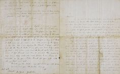 Letter from Charlotte Bronte to Constantin Héger, via the British Library. The letters begin in July of clearly mid-correspondence. All of them are written in French. Charlotte Bronte, Bronte Sisters, Broken Promises, July 18th, Love Letters, Writing Letters, British Library, Project Board, Jane Eyre