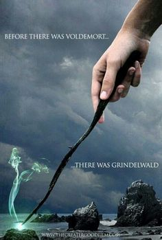 Grindelwald. The Greater Good (fan film)