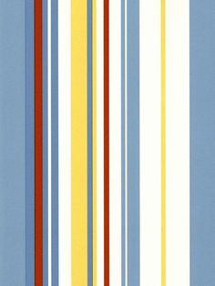 Stripe Wallpaper - 14459637 from Destinations by the Shore book by Beacon House - Brewster Wallcovering. Stripped Wallpaper, Lit Wallpaper, Pattern Wallpaper, Wallpaper Backgrounds, Fabric Decor, Vintage Patterns, Fabric Patterns, Typography Design, Scrapbook Paper