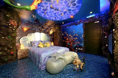 120 Best Under Sea Bedroom Images In 2019 Bedrooms