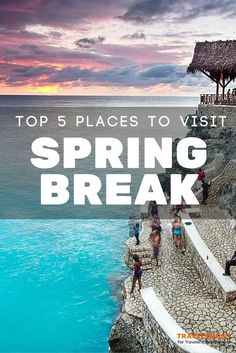 Spring Vacation Ideas: 5 Places You Should Visit - Beat the winter blues and pack up your vacation gear for a spring getaway you will never forget | TravelDudes Social Travel Blog & Community: