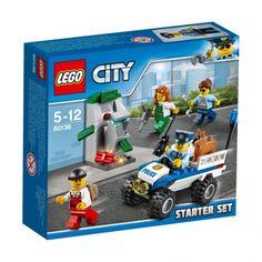 Lego 60136 Politie starterset