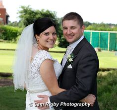 Congrats to Heather & Mike who married today with celebrations at Eccleston Park Golf Club