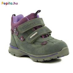 Primigi lila, meleg, vízálló bakancs Cipők Trendi Kölyök