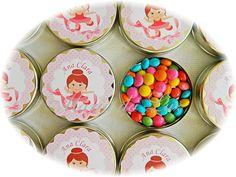 Lembrancinha Nascimento Bailarina - Visite: http://www.mariadaluz.com.br/loja3.0/bb05881-lembrancinha-nascimento-bailarina-p-2861.html
