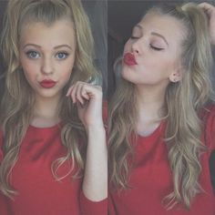 (Fc Loren Gray Beech) Lori: Hi, I'm Loren! If you want, you can call me Lori. My twin is Austin. I'm 18, single, and looking. I used to be really depressed, but I got over it. Now people look up to me as a happy inspiration! *smiles* I love bright colors, people, and talking. Come say hi!