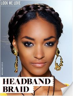 thebohemianmuse:    Headband Braid