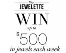 Win $500 in Jewels from Kitsy Lane!