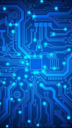 BLUE 736 X 1308 Technology Wallpaper. Hacker Wallpaper, Screen Wallpaper, Cool Wallpaper, Mobile Wallpaper, Aqua Wallpaper, Futuristic Technology, Futuristic Design, Technology Gadgets, Blue Wallpapers