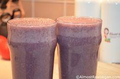 I'm thinking it's a Blueberry Banana Cirtus Smoothie kinda morning.... Cheers Everyone! ♡♡