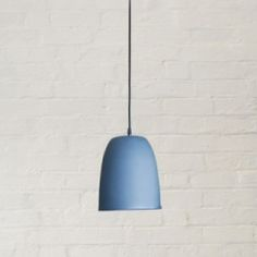 MUD Australia Dome Light in 3 colours as a feature over dining table...