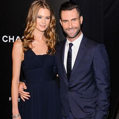 Behati Prinsloo wed Adam Levine in Mexico..... the hottest bachelor is alas no more :)