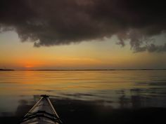 Paddling Through The Storm: Key Largo | Flickr - Photo Sharing!  Poem by Holly Hughes, Mind Wanting More